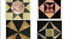 Arqueólogos restauran pisos que decoraron los pórticos del Segundo Templo en Jerusalén