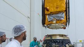 Perú muestra sus ambiciones espaciales con lanzamiento de satélite para observar la Tierra
