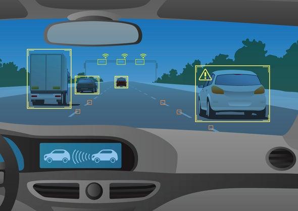 """Cuando se trata de seguridad, los vehículos autónomos aún son """"conductores adolescentes"""""""
