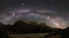 Nuevo mapa muestra el lado oscuro de la luz artificial en la noche