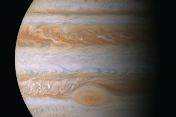 4 de julio: fecha de arribo de la sonda Juno a Júpiter