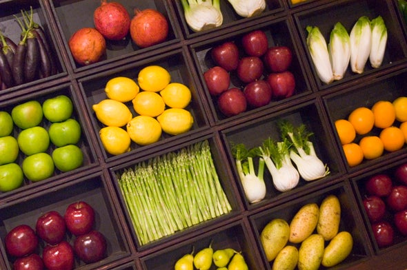 Una dieta que cuida su salud y la del planeta