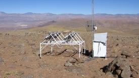 Argentina y Brasil construyen un radiotelescopio para mirar los huesos del cosmos