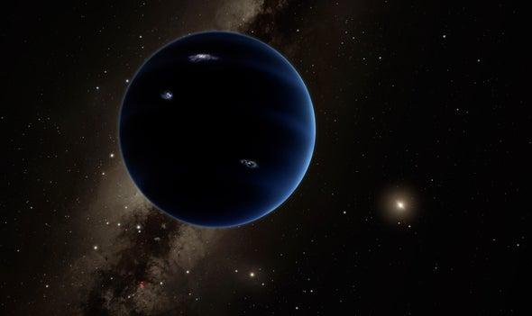 Acercándonos cada vez más a un planeta fantasma gigante