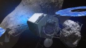 La NASA elige a una roca como el próximo destino de sus astronautas