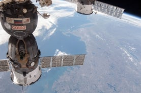 Carguero espacial ruso enfrenta problemas tras su lanzamiento