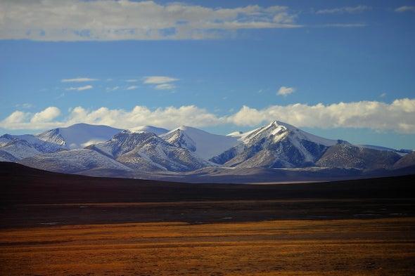 Hallazgo en meseta tibetana muestra que los humanos pueden ser más fuertes de lo que pensamos
