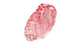 Los restos de sangre dejados en el lugar del delito señalan la edad del criminal