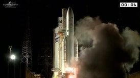 Argentina tiene su primer satélite en órbita