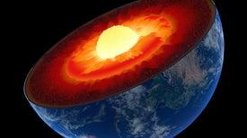 Descubren un segundo núcleo en el interior de la Tierra