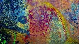 Identifican en Chile más de 150 diseños de arte rupestre