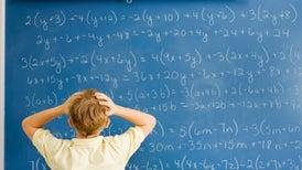 El miedo a las matemáticas puede mejorar la capacidad de cálculo