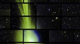 Impresionante instantánea del cometa Lovejoy