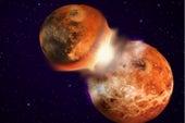 ¿Por qué la Luna tiene una composición similar a la de la Tierra?