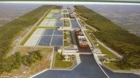 Nicaragua construye enorme canal a ciegas de su costo ambiental