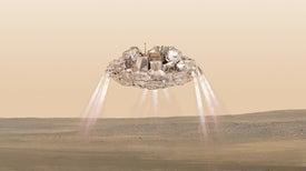 Nave espacial europea podría haberse perdido en Marte