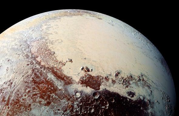 La actividad de Plutón y sus lunas desconcierta a los científicos