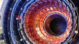 Un mejorado acelerador de partículas está a punto de aventurarse en el reino de la física exótica
