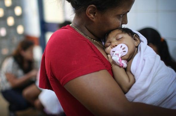 Experimento muestra cómo el zika mata células neurales y frena el desarrollo cerebral