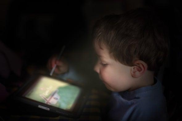 Un juego de iPad ayuda a los niños con paladar hendido a hablar más claro