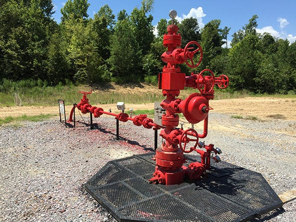 denbury-co2-injection-well