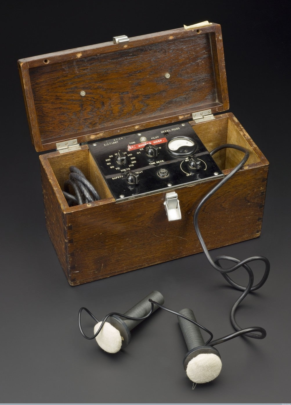 Electroconvulsive Therapy: A History of Controversy, but
