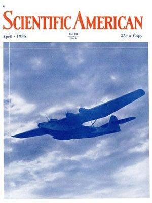magazine 1936 cover