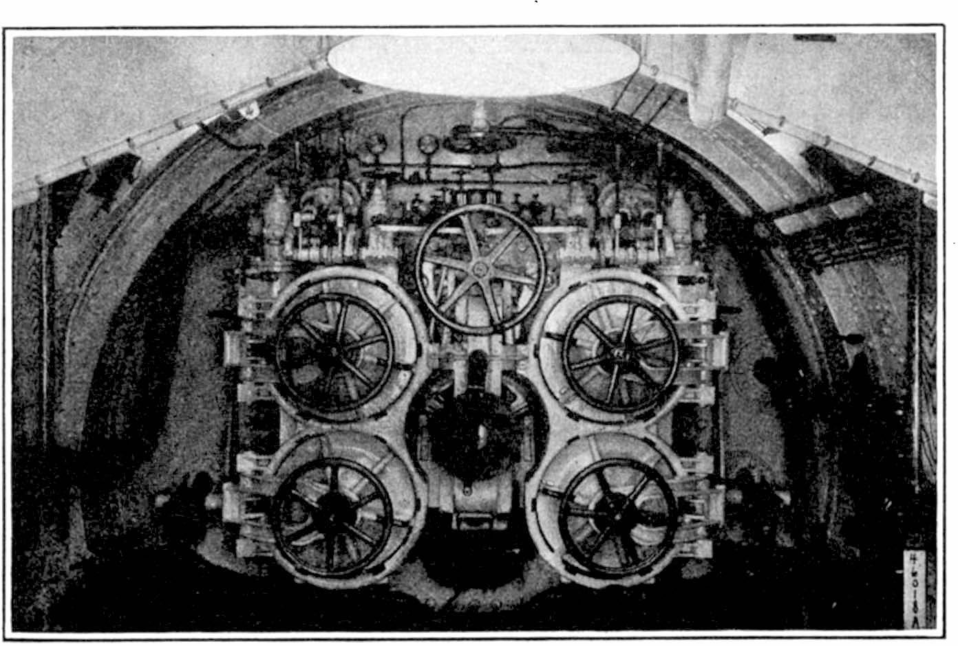 American Submarine Technology for Spain, 1917 - Scientific ...