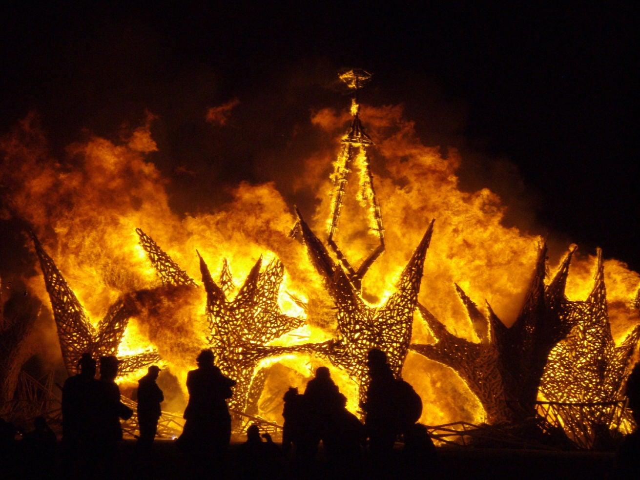 Amber Nevada Wiki burning man's mathematical underbelly - scientific american