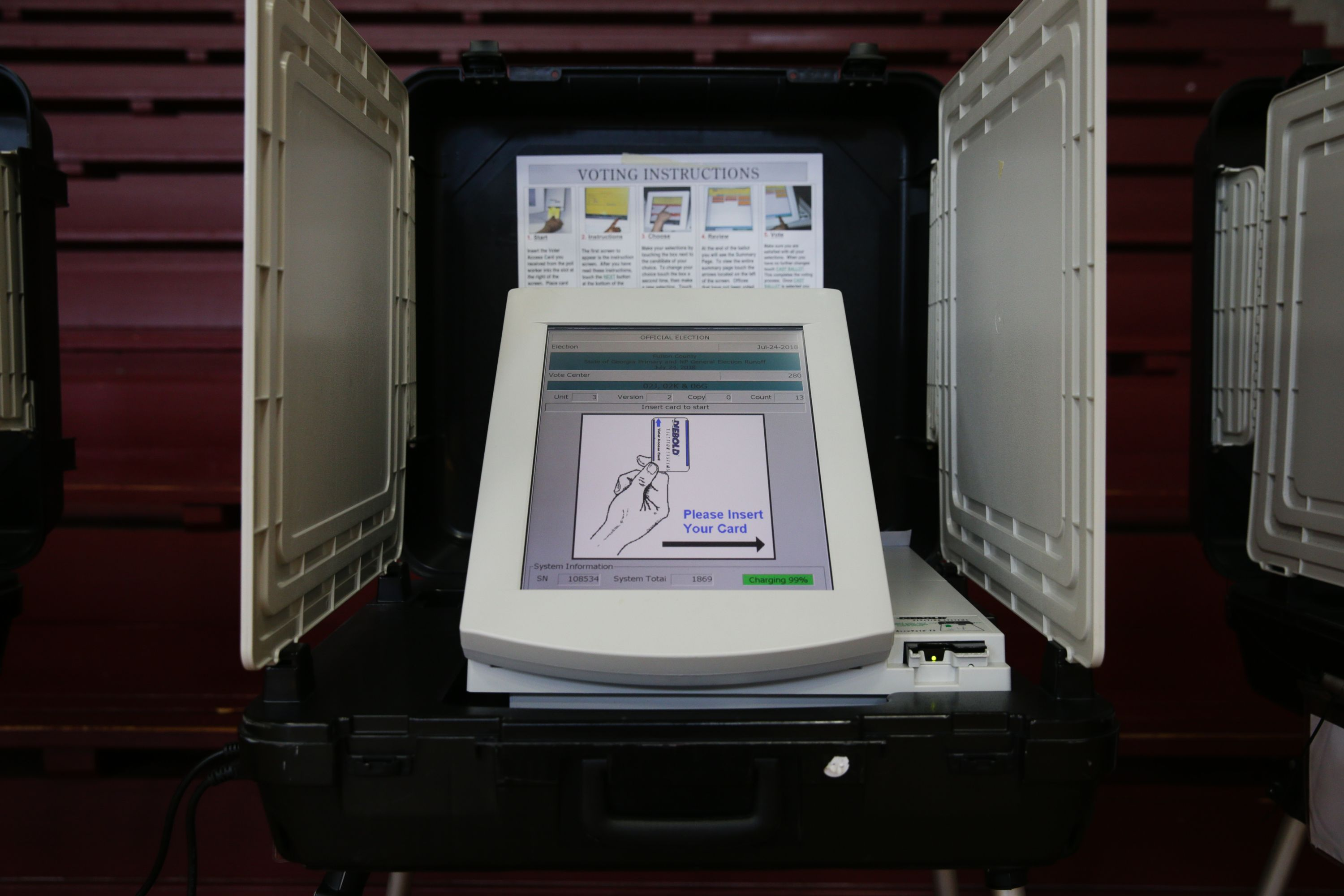 The Vulnerabilities of Our Voting Machines - Scientific American