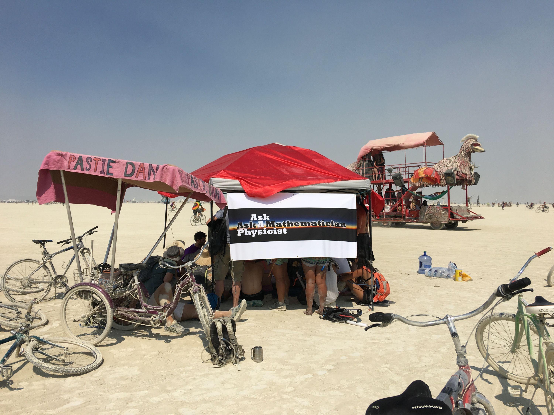 Burning Man's Mathematical Underbelly - Scientific American