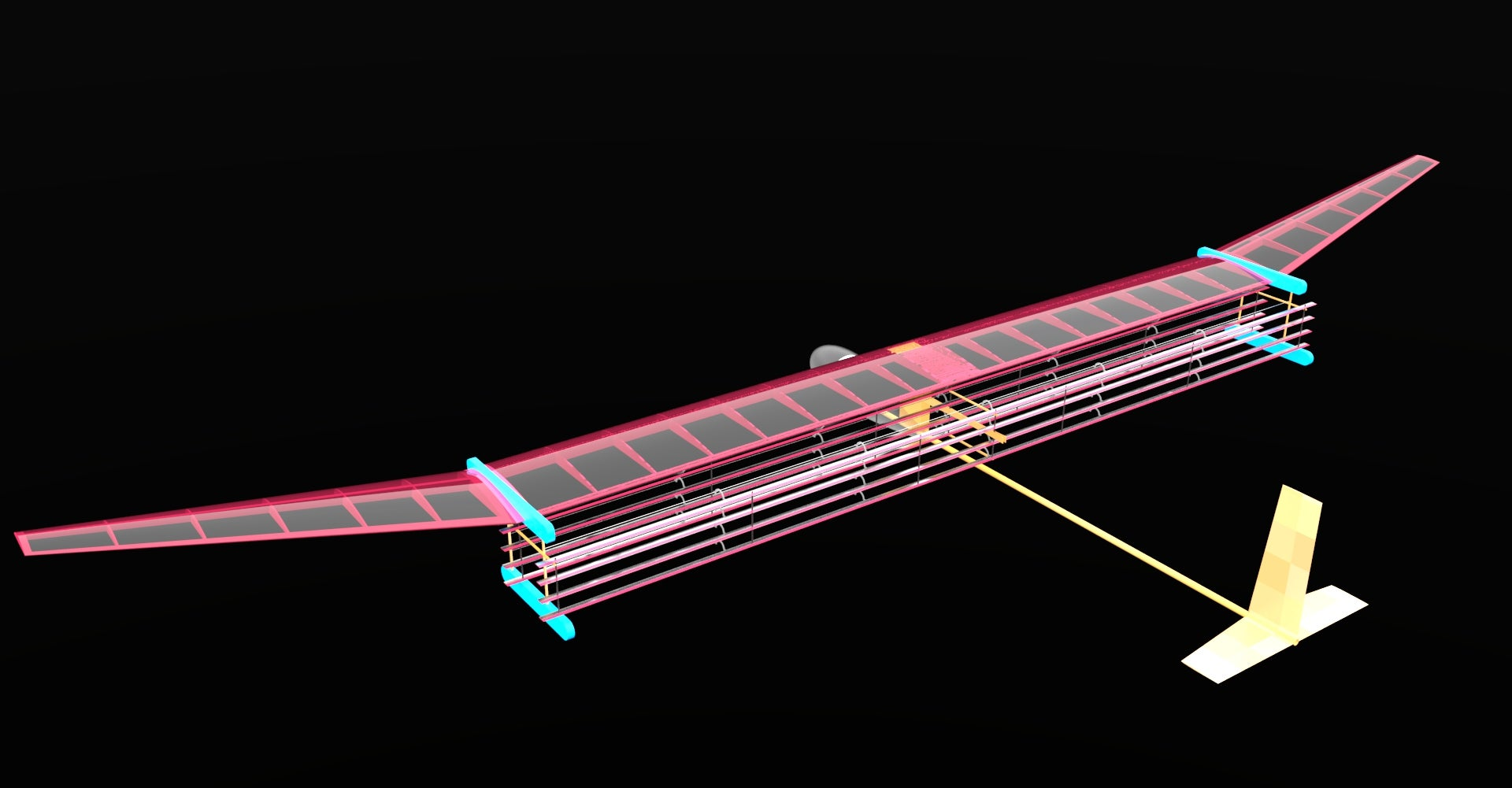 Silent and Simple Ion Engine Powers a Plane with No Moving