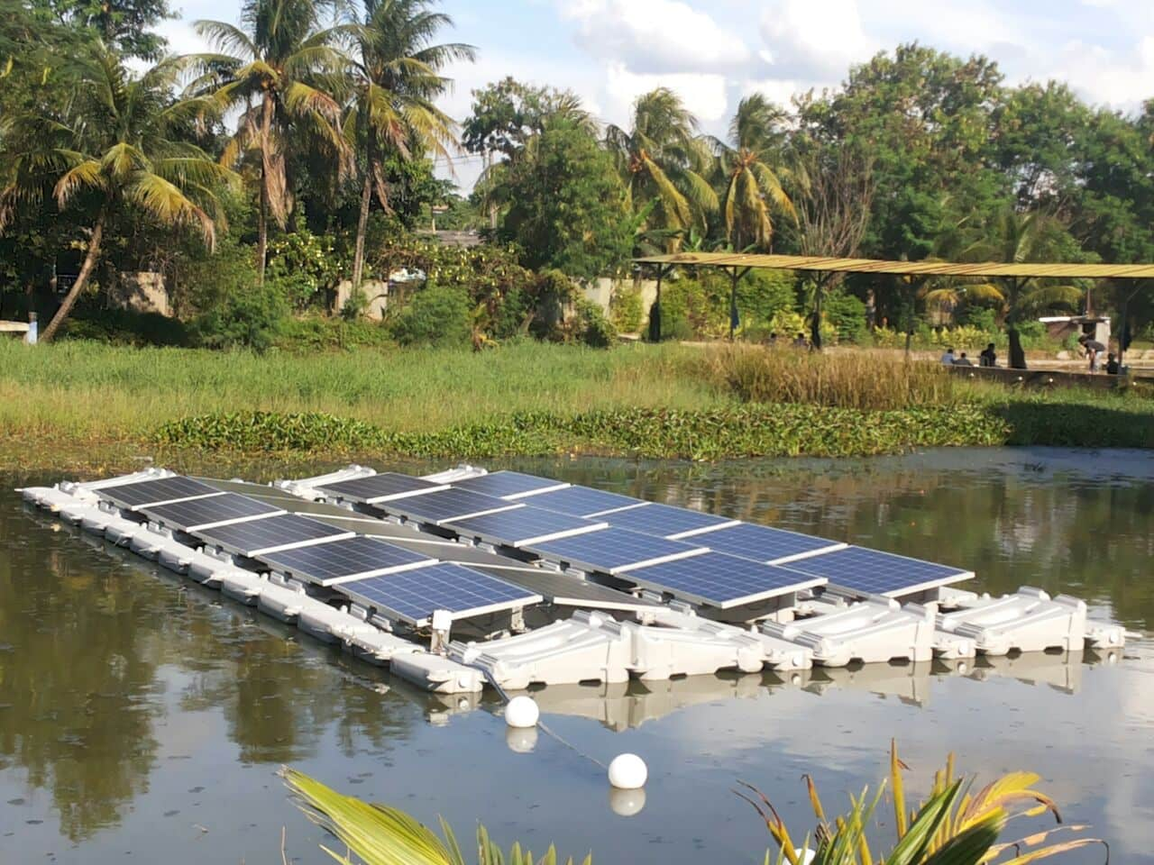 Putting Solar Panels on Water Is a Great Idea&mdash
