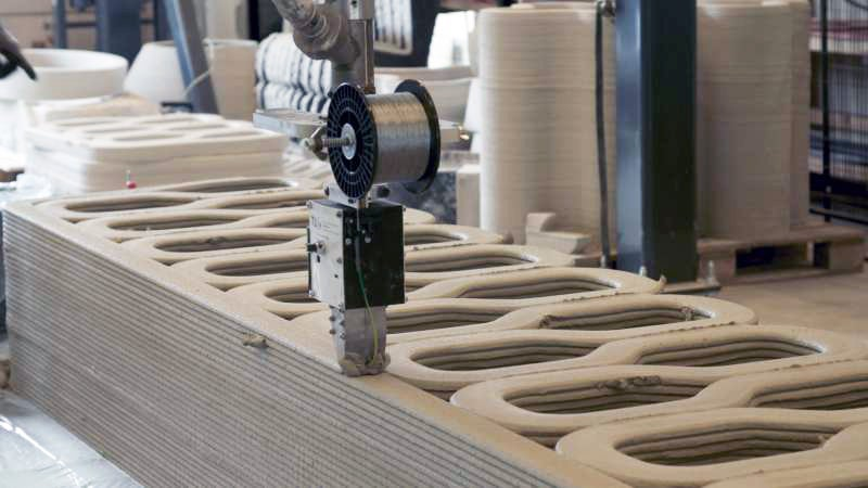 How 3-D Printing Could Break into the Building Industry - Scientific