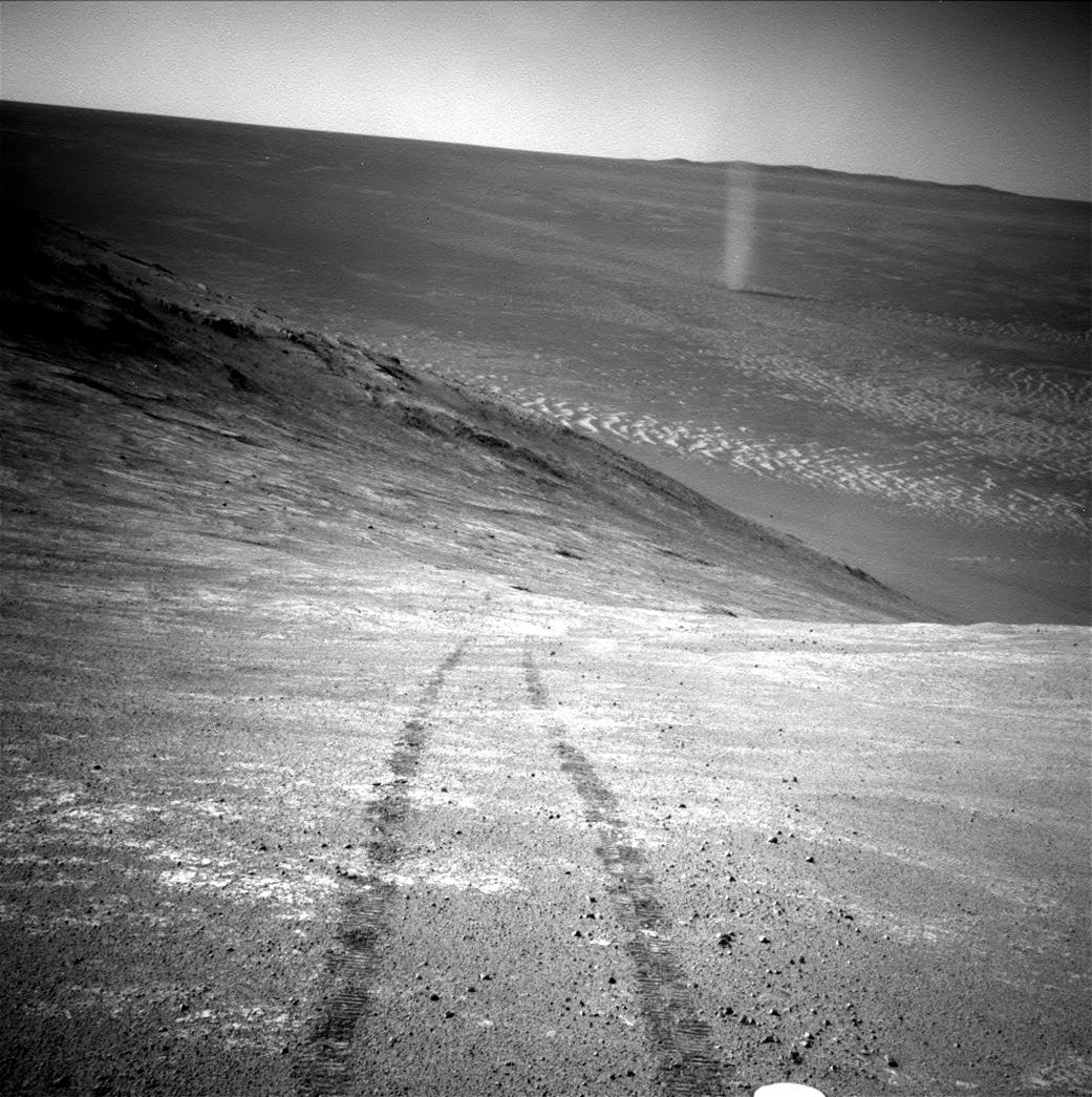 Lost Opportunity: After a 15-Year Odyssey, NASA's Trailblazing Mars
