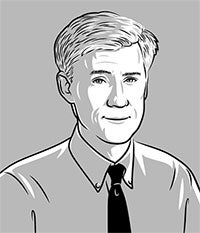 Environmental law expert John Knox.
