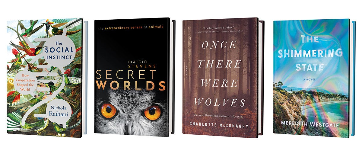 Scientific American book recommendations, August 2021