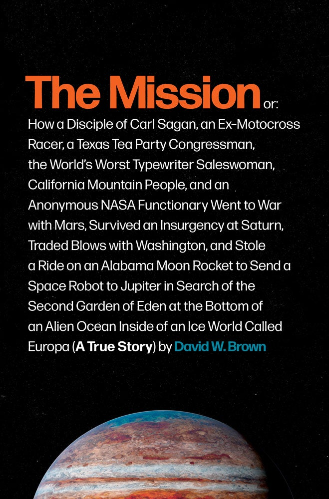 The Mission book cover
