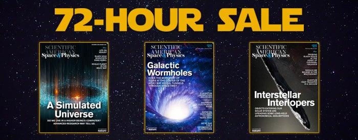 72-Hour Sale