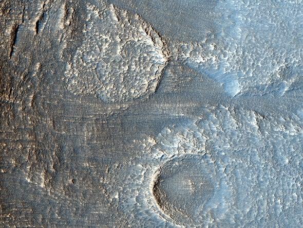 No Man's Land: Where on Mars Should Astronauts Go