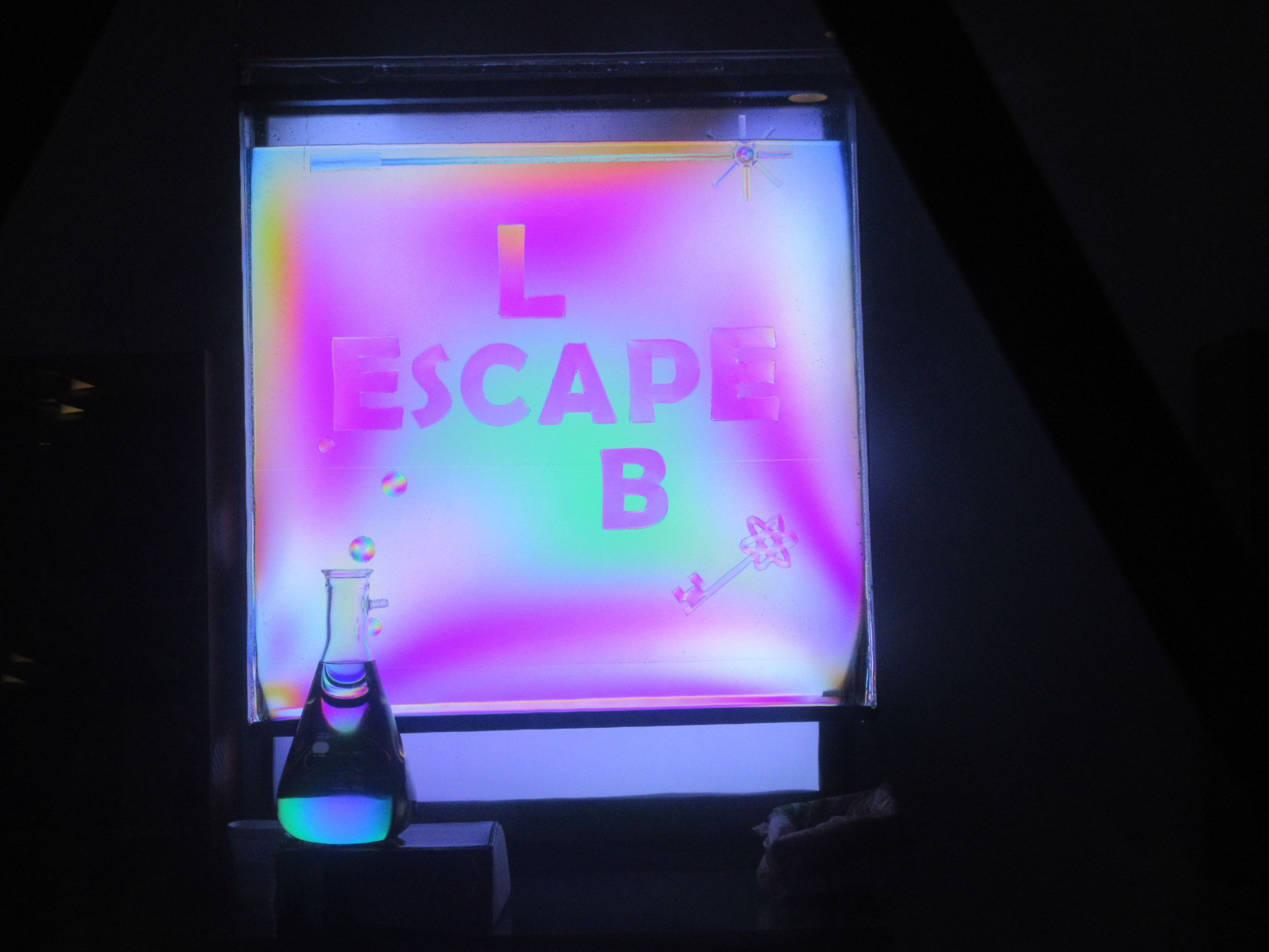Escape Room Game Challenges Physics Phobes to Face Their Fear
