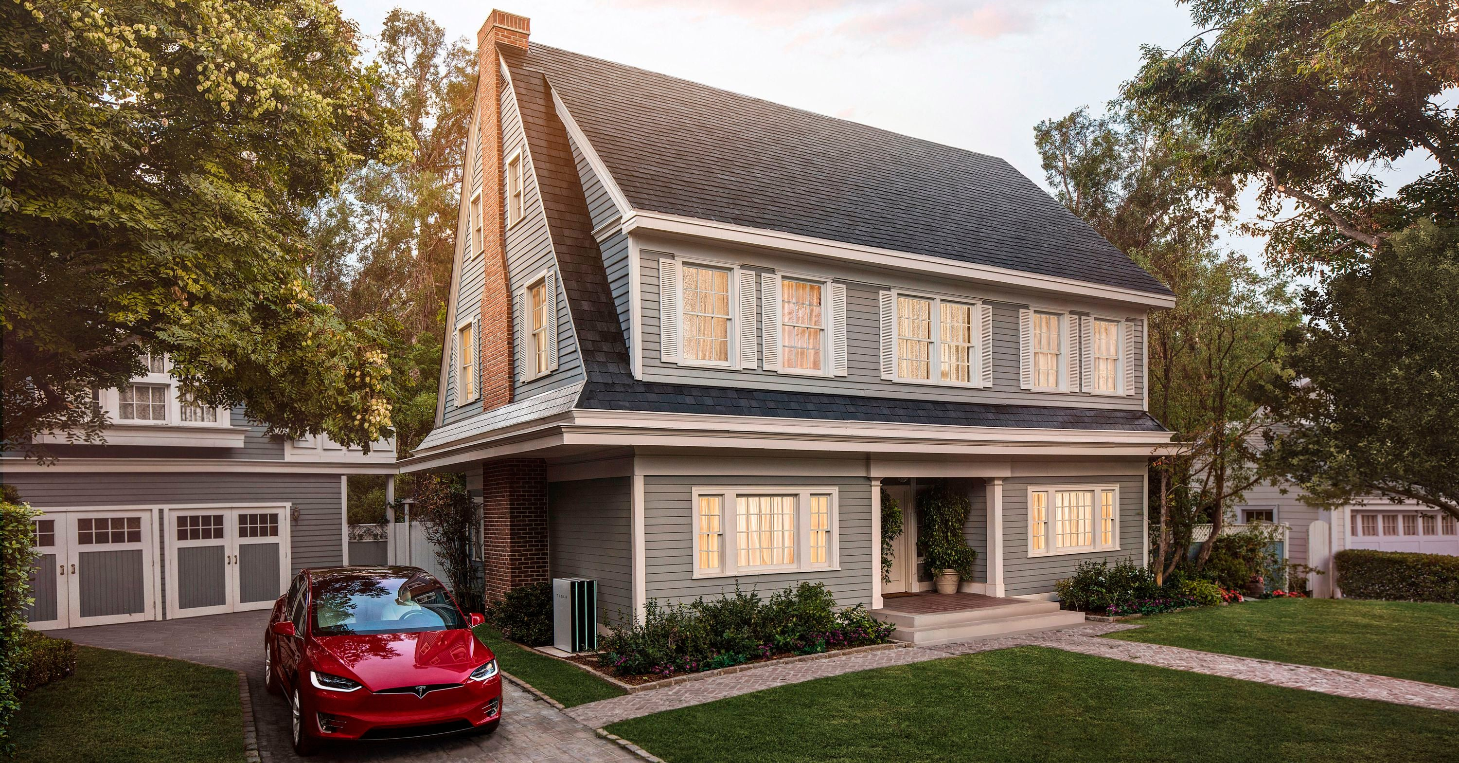 Tesla opens pre-order for home solar tiles for most countries