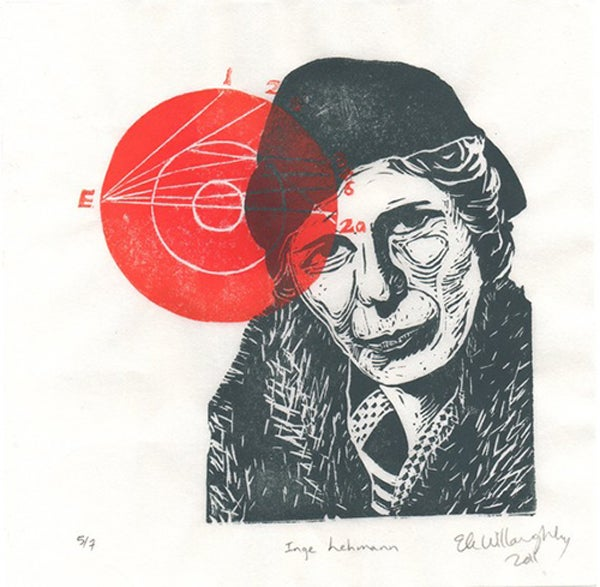 Inge Lehmann and the Earth's Core, © Ele Willoughby