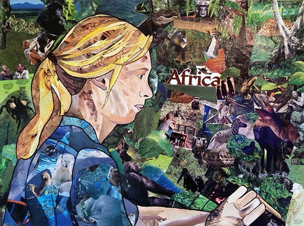 Jane Goodall, Hayley Gillespie