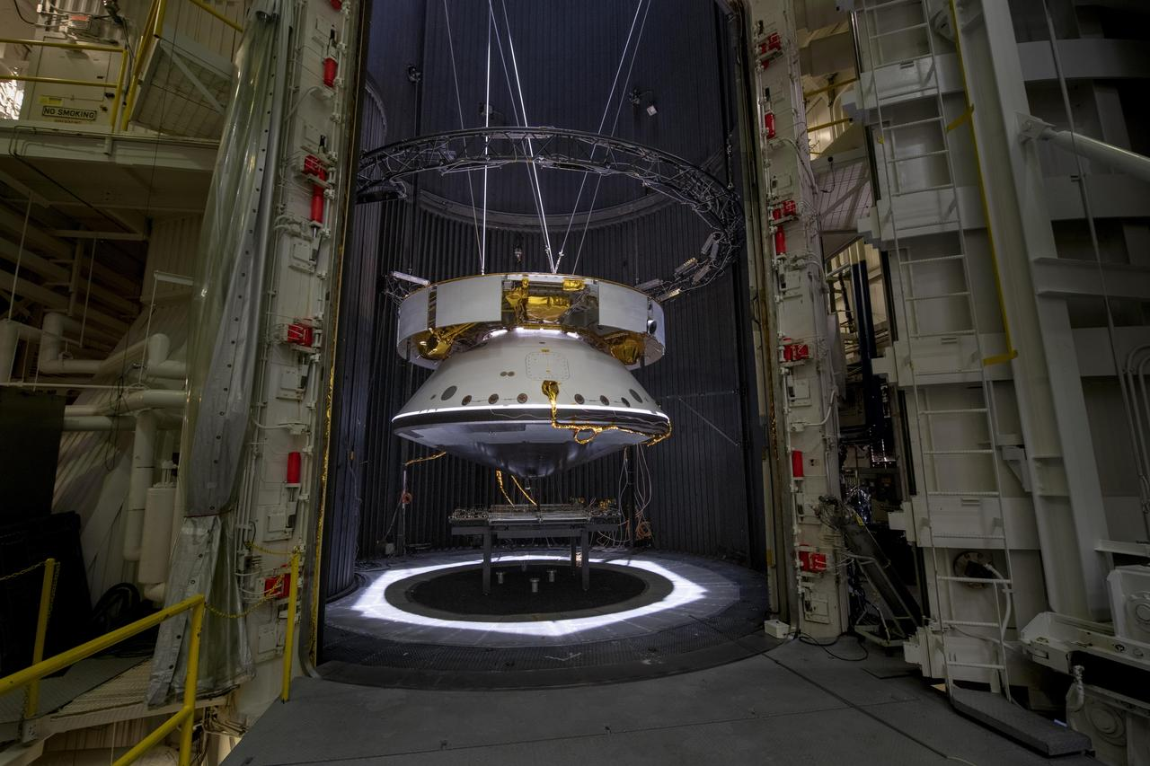 The spacecraft that will transport the Mars 2020 rover to Mars