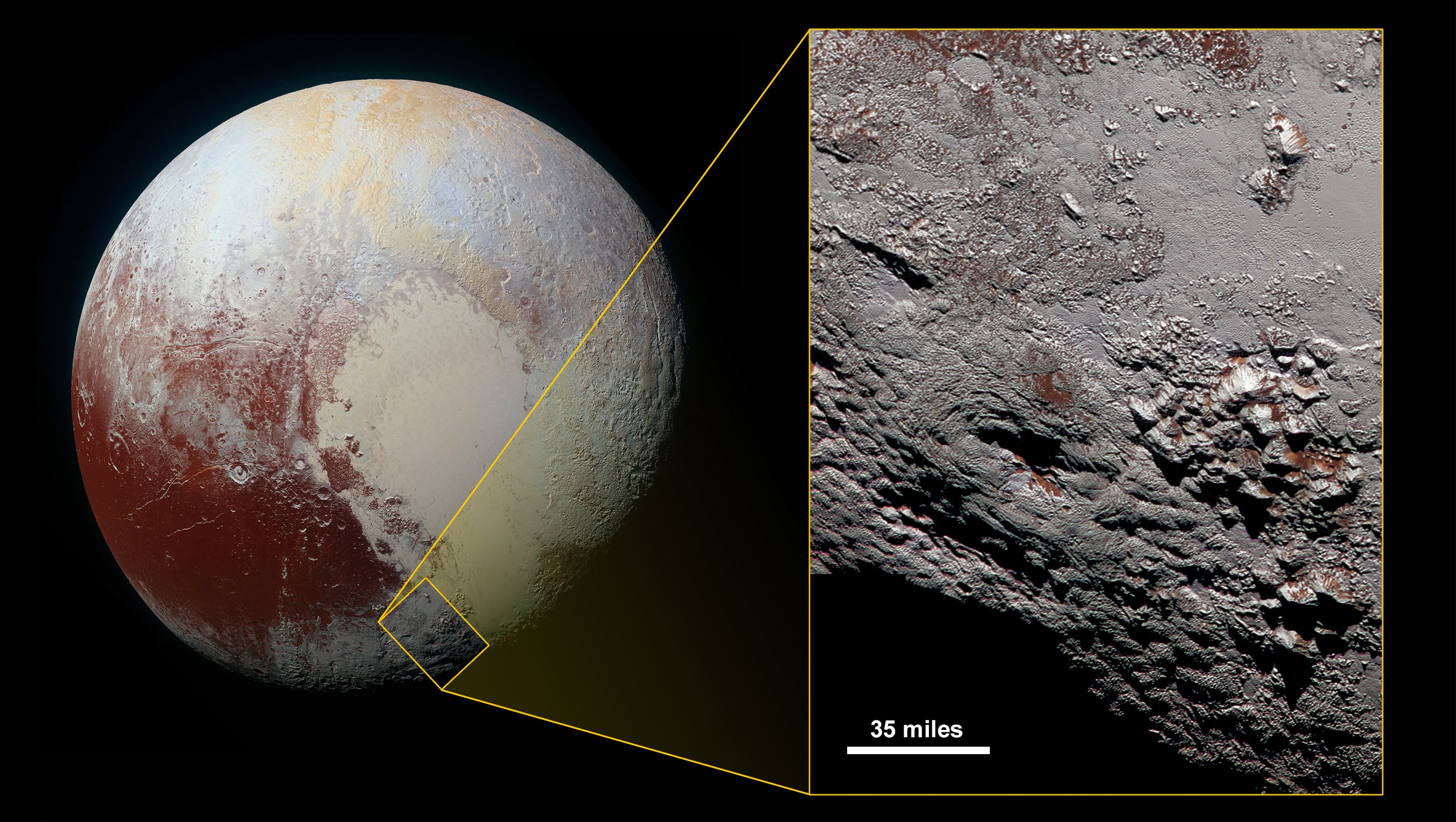 The wonders of Pluto revealed: NASA's latest findings are a sight to behold | Salon.com
