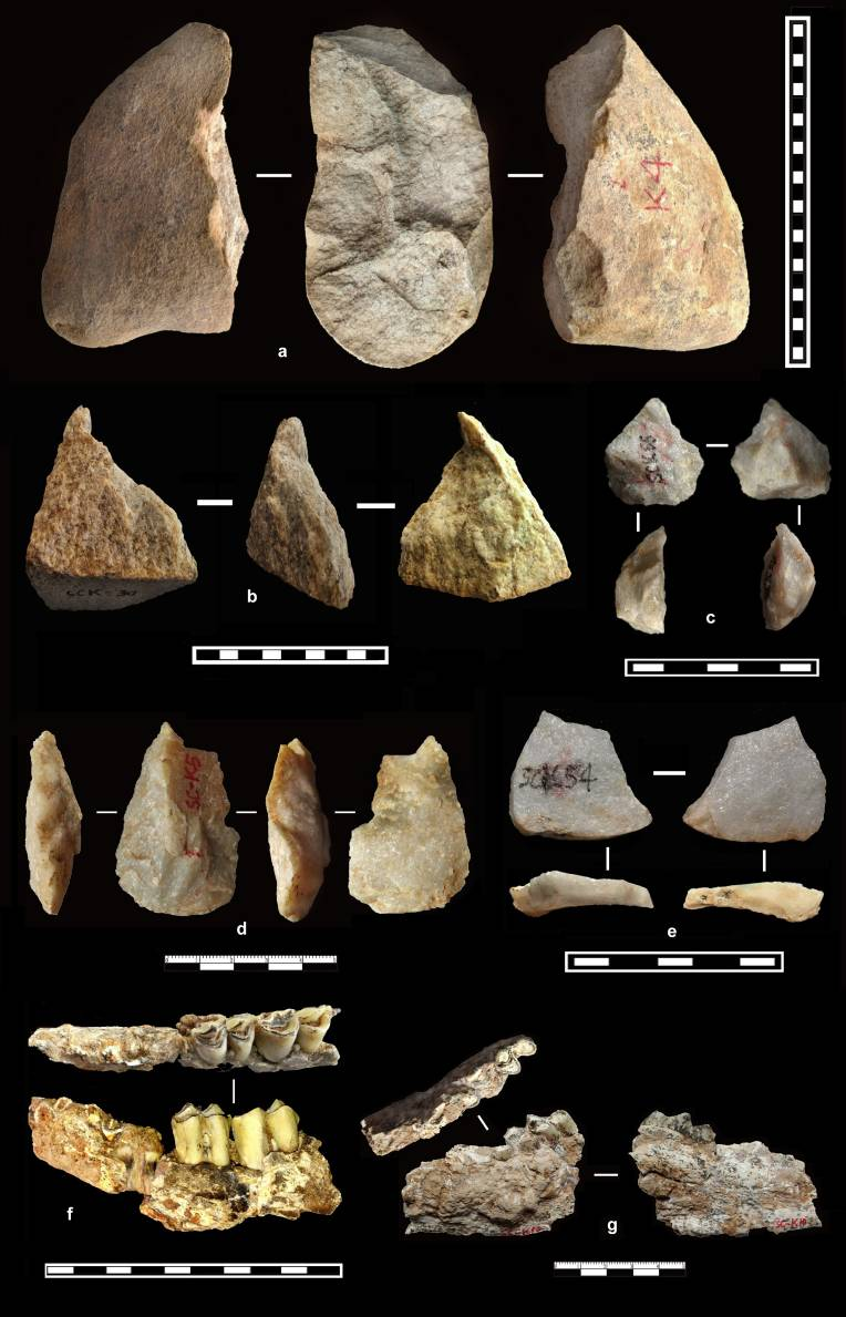 Tools from China are Oldest Hint of Human Lineage Outside