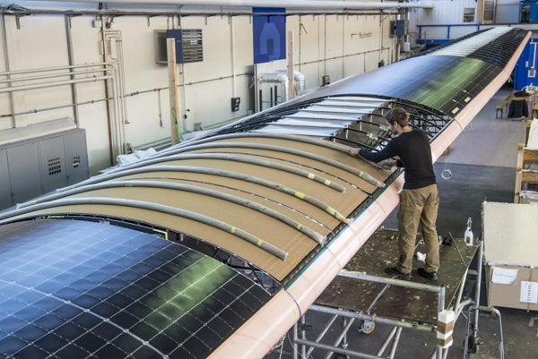 Solar Plane Takes Flight To Circle Globe In 180 Days In