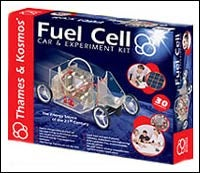 Build your own fuel cell car