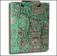 Recycled Circuit Board Gifts
